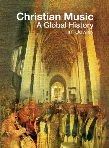 Christian Music A Global History N/A edition cover