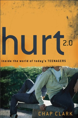 Hurt 2. 0 Inside the World of Today's Teenagers  2011 edition cover