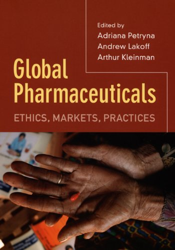 Global Pharmaceuticals Ethics, Markets, Practices  2006 edition cover