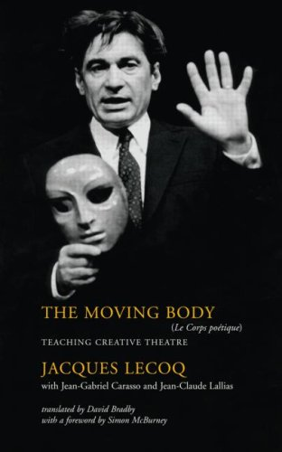 Moving Body Teaching Creative Theatre  2002 edition cover