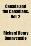 Canada and the Canadians  N/A edition cover