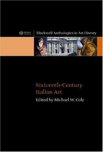 Sixteenth-Century Italian Art   2006 edition cover