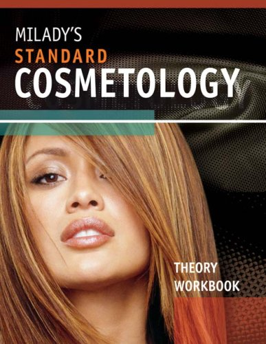 Standard Cosmetology   2008 (Workbook) edition cover