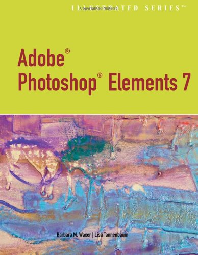 Adobe Photoshop Elements 6. 0 - Illustrated  2nd 2010 edition cover