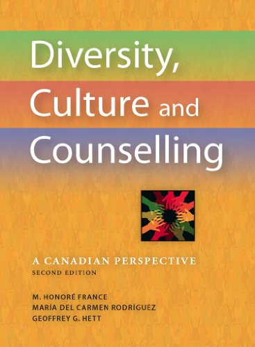 Diversity, Culture and Counselling A Canadian Perspective 2nd 2013 9781550594416 Front Cover