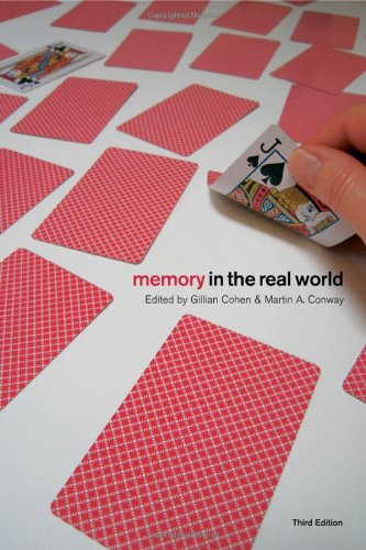 Memory in the Real World  3rd 2008 (Revised) 9781841696416 Front Cover