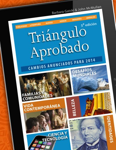 Triangulo (includes 1 Yr Learning Site):   2013 9781938026416 Front Cover