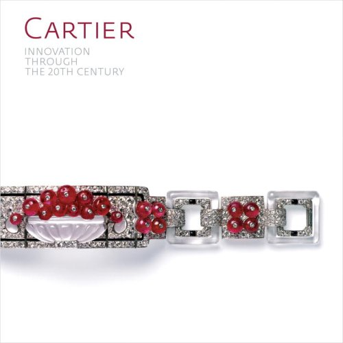 Cartier: Innovation Through the 20th Century   2007 9782080300416 Front Cover