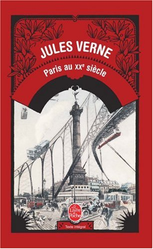 Paris au Vingtieme Siecle 1st 9782253139416 Front Cover