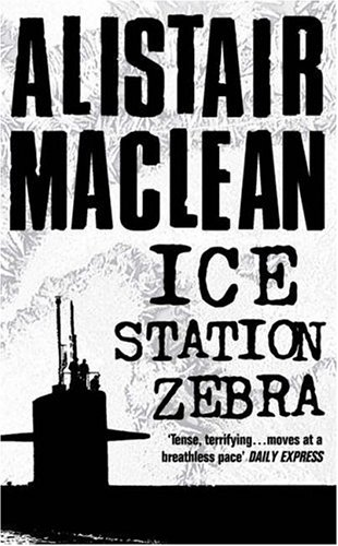 Ice Station Zebra:   2014 edition cover