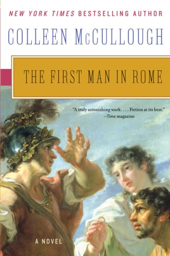 First Man in Rome  N/A edition cover