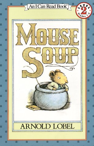Mouse Soup   1977 edition cover