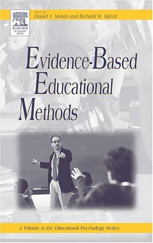 Evidence-Based Educational Methods   2004 edition cover