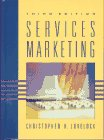 Service Marketing  3rd 1996 edition cover