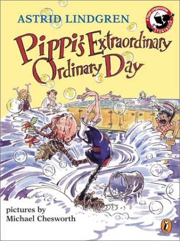 Pippi's Extraordinary Ordinary Day  N/A edition cover