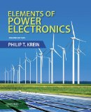 Elements of Power Electronics  2nd 2015 edition cover