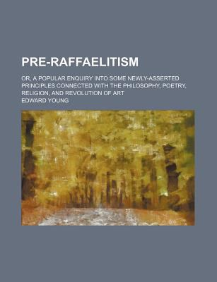 Pre-Raffaelitism  N/A edition cover