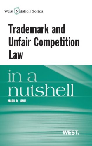 Trademarks in a Nutshell:   2012 edition cover