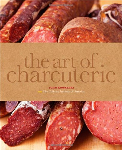 Art of Charcuterie   2010 edition cover