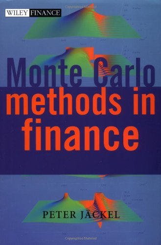 Monte Carlo Methods in Finance   2002 edition cover