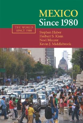 Mexico Since 1980   2008 9780521846417 Front Cover