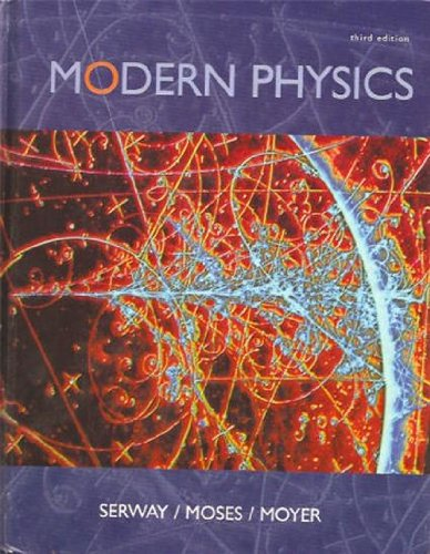 Modern Physics  3rd 2005 edition cover