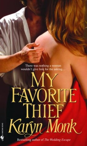 My Favorite Thief   2004 9780553584417 Front Cover
