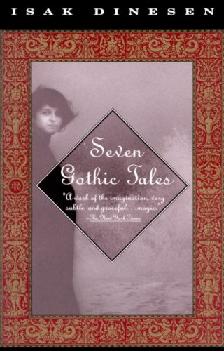 Seven Gothic Tales  N/A edition cover