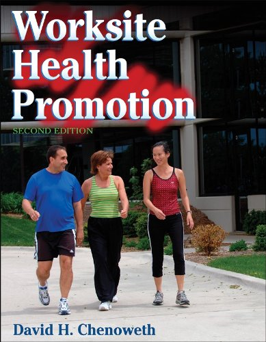 Worksite Health Promotion  2nd 2007 (Revised) edition cover