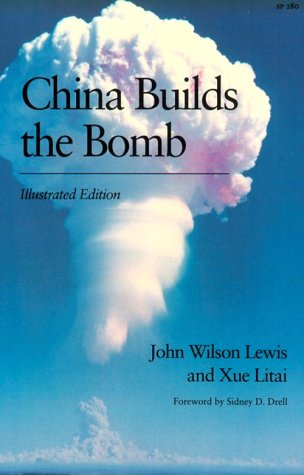 China Builds the Bomb   1988 edition cover