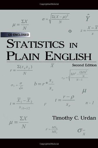 Statistics in Plain English  2nd 2005 (Revised) edition cover