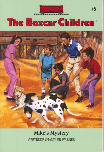 Mike's Mystery   1990 (Reprint) edition cover