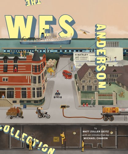 Wes Anderson Collection   2013 edition cover