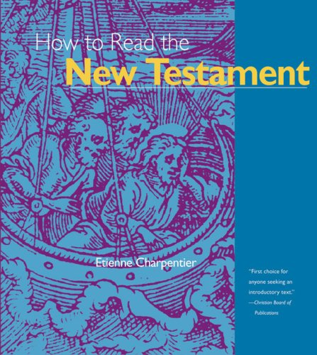 How to Read the New Testament  N/A edition cover