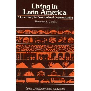 Living in Latin America 1st edition cover