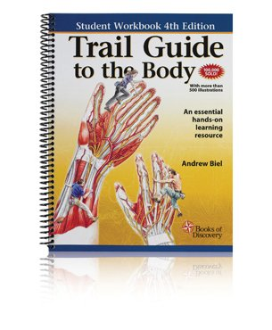 Trail Guide to the Body  4th 2012 edition cover