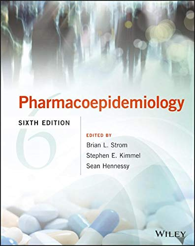 Cover art for Pharmacoepidemiology, 6th Edition