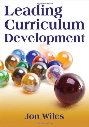 Leading Curriculum Development   2009 edition cover