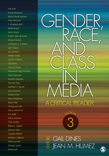 Gender, Race, and Class in Media A Critical Reader 3rd 2011 edition cover