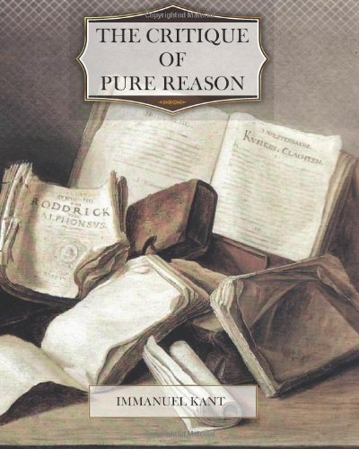 Critique of Pure Reason  N/A edition cover