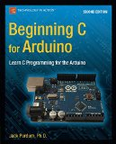 Beginning C for Arduino Learn C Programming for the Arduino 2nd 2015 edition cover