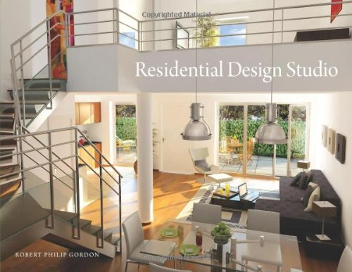 Residential Design Studio   2010 edition cover