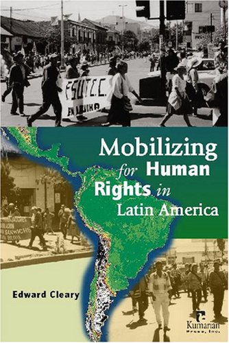 Mobilizing for Human Rights in Latin America   2007 edition cover
