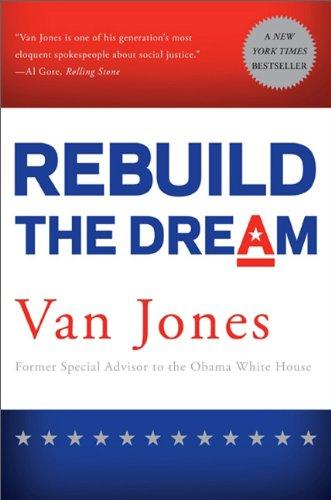 Rebuild the Dream  N/A edition cover