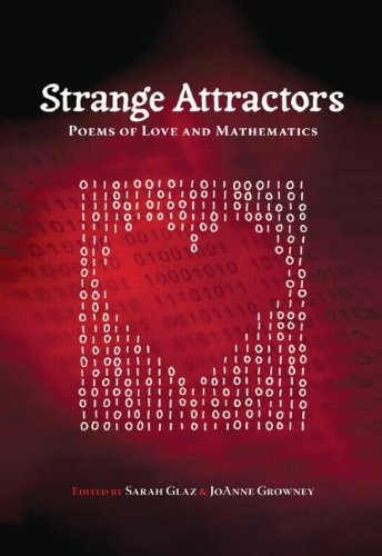 Strange Attractors Poems of Love and Mathematics  2008 edition cover