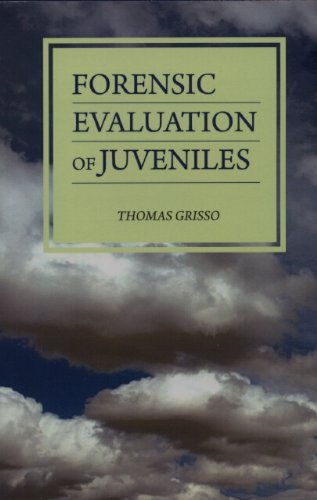 FORENSIC EVALUATIONS OF JUVENI N/A 9781568871417 Front Cover