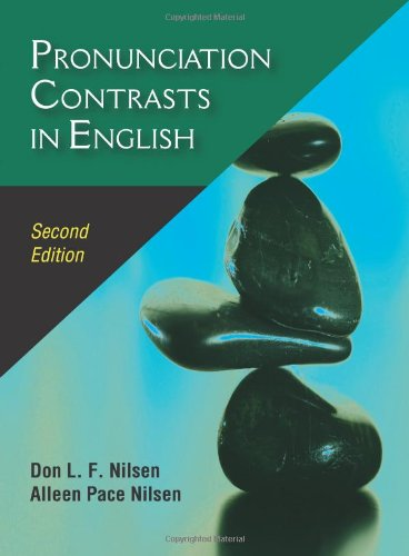 Pronunciation Contrasts in English  2nd 2010 edition cover