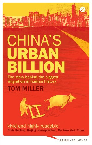 China's Urban Billion The Story Behind the Biggest Migration in Human History  2012 edition cover