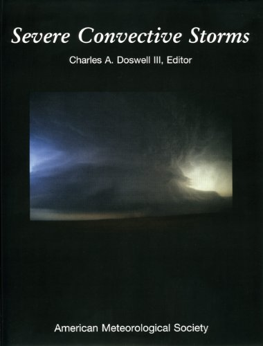 Severe Convective Storms   2001 edition cover