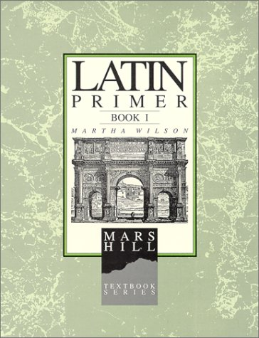 Latin Primer I - Student 2nd 1992 edition cover